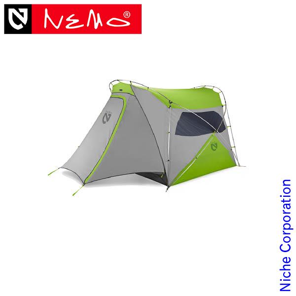 ニーモ ワゴントップ 4P NM-WGT-4P-GN nocu キャンプ 用品 テント タープ