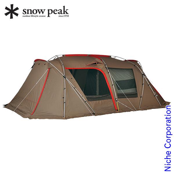 【最大1,000円OFFクーポン配信中】スノーピーク ランドロック TP-671R キャンプ用品 テント タープ
