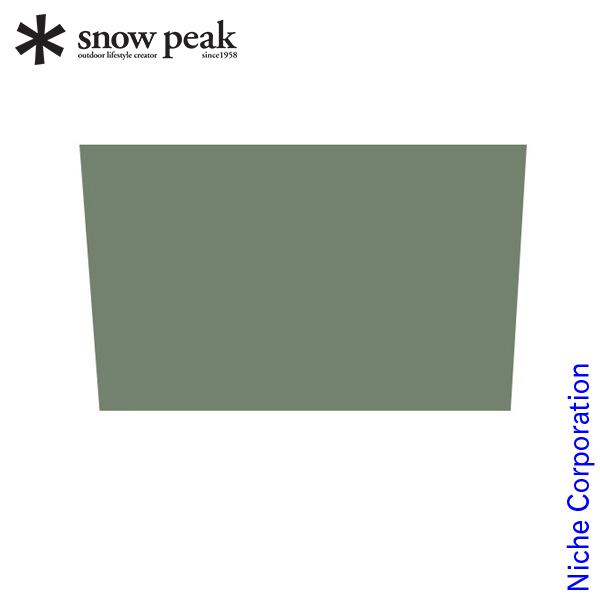 スノーピーク ランドベース6 インナーマット TM-606 snow peak スノーピーク キャンプ用品 テント タープ gr-1903SS