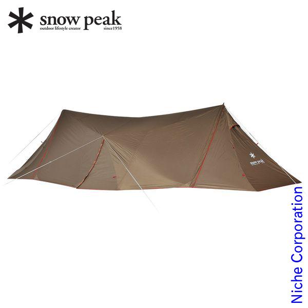【最大1,000円OFFクーポン配信中】スノーピーク ランドステーションL TP-820 キャンプ用品 テント タープ 冬キャンプ