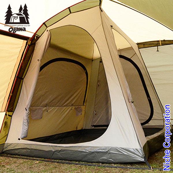 オガワキャンパル ( ogawa ) ) ティエラ5EX テント ハーフインナー 3516 ( テント キャンプ用品, スイタシ:d8fd3434 --- officewill.xsrv.jp