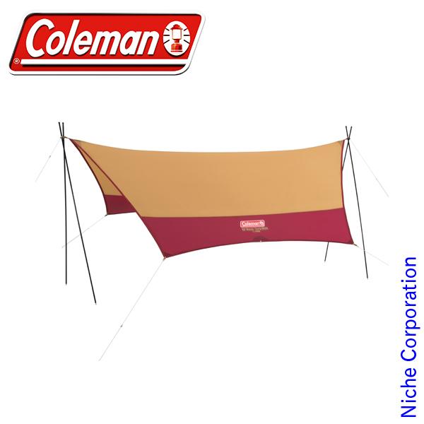 コールマン XPヘキサタープ / MDX(バーガンディ) 2000028266 テント キャンプ用品