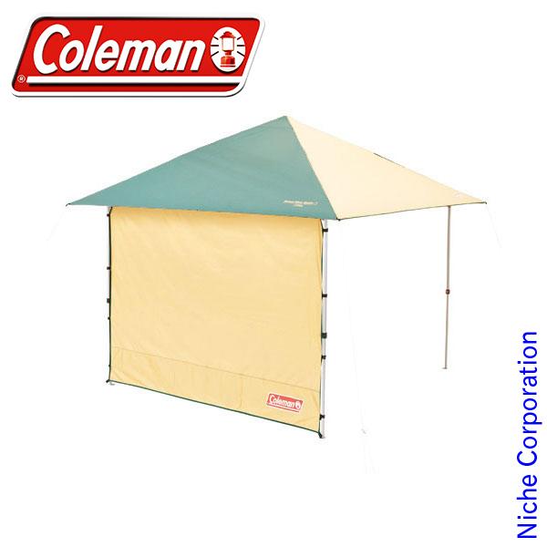 コールマン インスタントバイザーシェード&フルフラップフォーバイザー セット SET-201702A アウトドア用品 シェード キャンプ用品 テント タープ