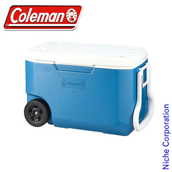 コールマン エクストリーム ホイールクーラー/62QT 3000005036 キャンプ用品 クーラーボックス キャスター