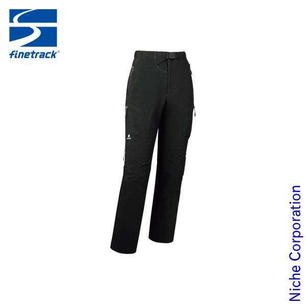 finetrack ファイントラック ストームゴージュアルパインパンツレギュラー WOMEN'S (ブラック) [ FBW0501(BK) ] スポーツ アウトドア ウエア レイヤー