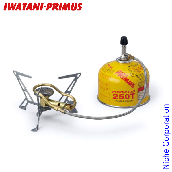 イワタニプリムス エクスプレス スパイダーストーブII P-136S