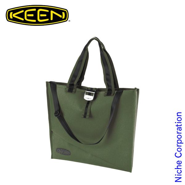 キーン Sutter Tote LTD Olive [ 1012796 ]