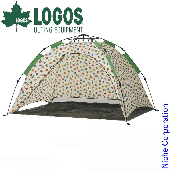 ロゴス はらぺこあおむし Q-top フルシェード 86009001 キャンプ用品 テント タープ