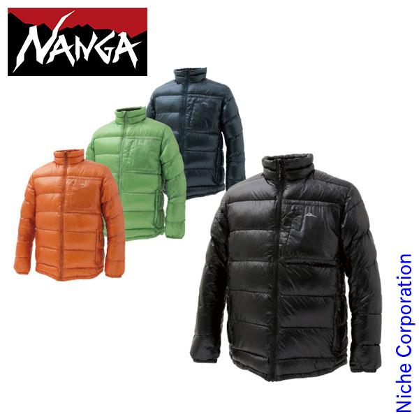 ナンガ スーパーライトダウンジャケット SPJK アウター ウェア 防寒 軽量 メンズ ダウン タウン