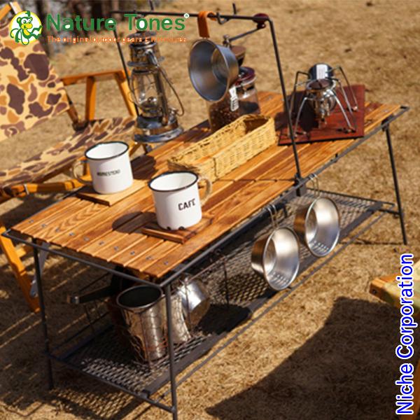 ネイチャートーンズ カフェテーブル ヴィンテージスタイル CA-V