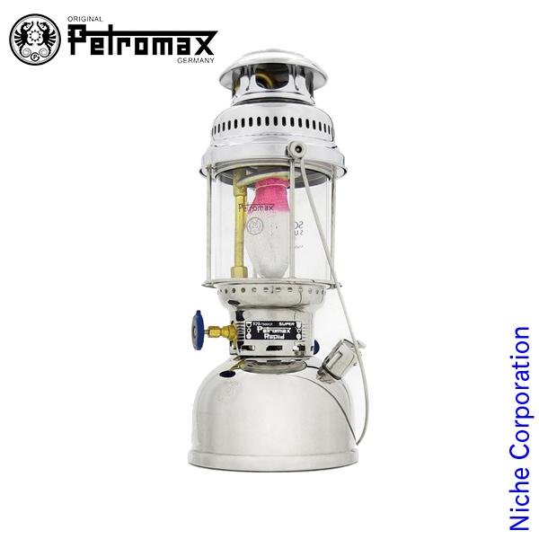 ペトロマックス HK500 灯油ランタン(ニッケル) 02150 防災