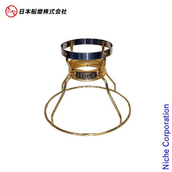 ゴールドフレーム ( IS-3 )用 部品 上部わく金 日本船燈 (ニッセンストーブ) 【日本船燈(ニッセン)】