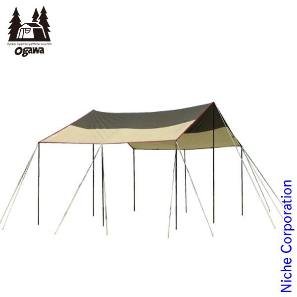 オガワキャンパル フィールドタープレクタL-DX 3335 キャンプ 用品 nocu