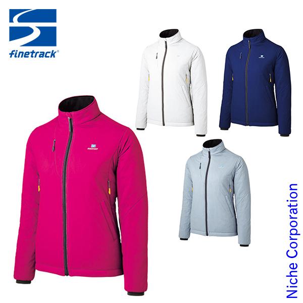 finetrack ドラウト ポリゴン3ジャケット Women's [ FMW0903 ] スポーツ アウトドア ウエア レイヤー sl-1902-top アウトレット セール sale