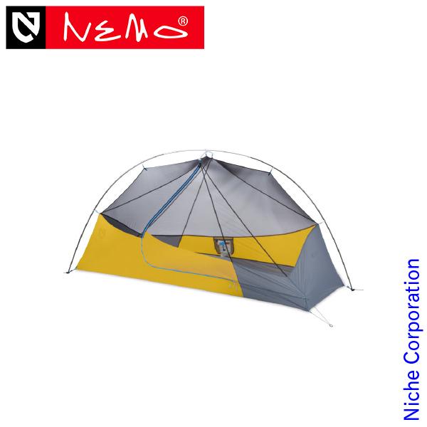 ニーモ ブレイズ 1P [ NM-BLZ-1P ] キャンプ 用品 テント タープ 1人用 冬キャンプ
