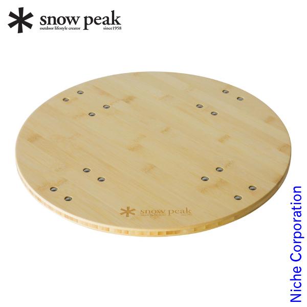 スノーピーク IGTサイドテーブル CK-158T テーブル 折りたたみ机 アウトドア用品 キャンプ用品
