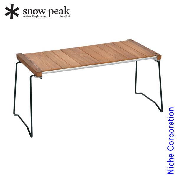 スノーピーク テーブル IGT スリム CK-180 アウトドア 机 キャンプ