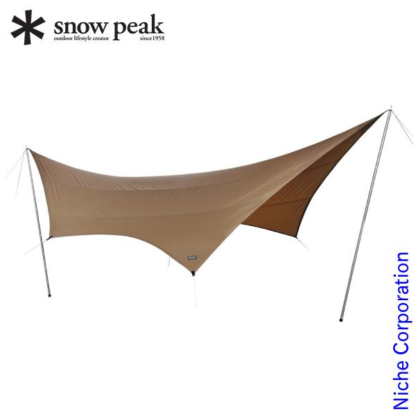 スノーピーク ヘキサ Pro.air L TP-350 タープ アウトドア用品 キャンプ用品
