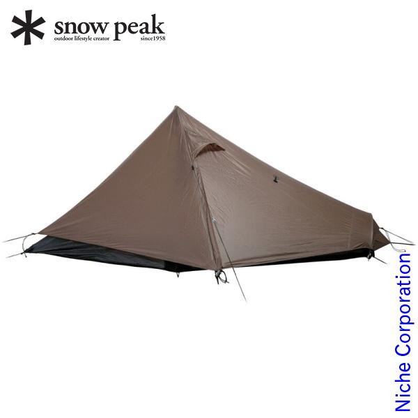 【最大1,000円OFFクーポン配信中】スノーピーク ラゴ Pro.air 1 SSD-730 キャンプ用品 テント タープ 冬キャンプ