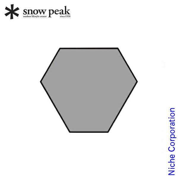 スノーピーク スピアヘッド Pro.M リビングシート TP-455-1 キャンプ用品 テント タープ