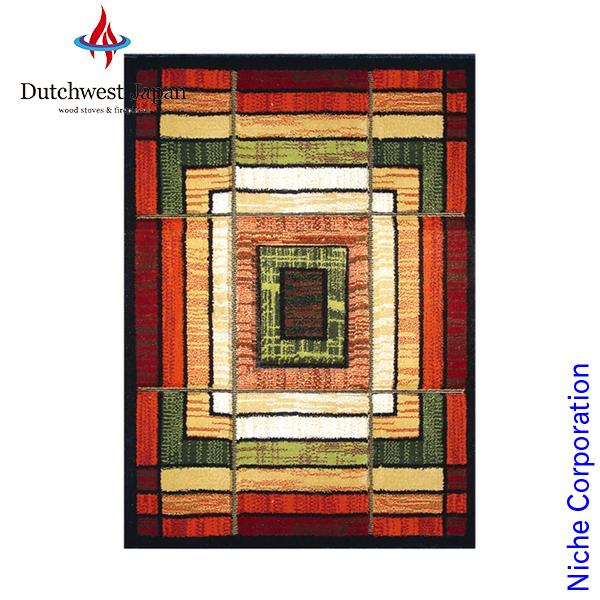 アンビエンス テラコッタ ( ハースラグ ) [ UW25029H ] 敷き物 絨毯 ラグ 薪 薪ストーブ アクセサリー 暖炉