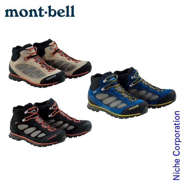 モンベル mont-bell ティトンブーツ Men's #1129325[nocu]