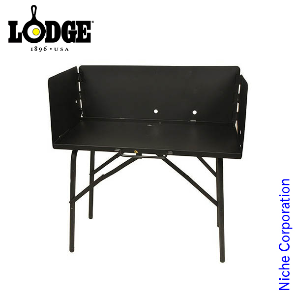 Lodge Outdoor Cooking Table A5 7 Folding Camping Equipment