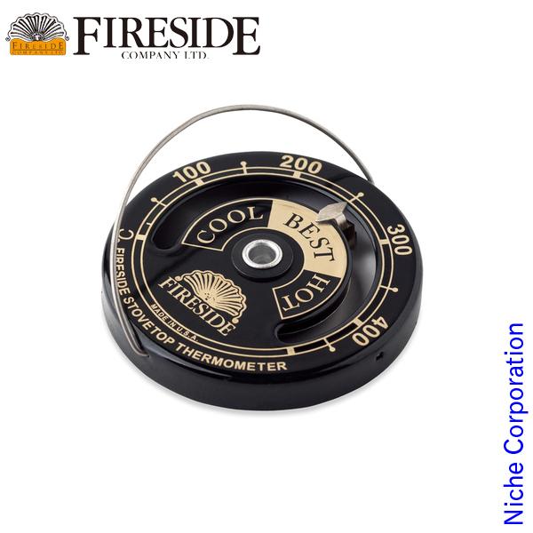 ファイヤーサイド Fireside 薪アクセ ストーブ サーモメーター FST1 温度計 WEB限定 お得 測定 薪 暖炉 薪ストーブ 温度 アクセサリー