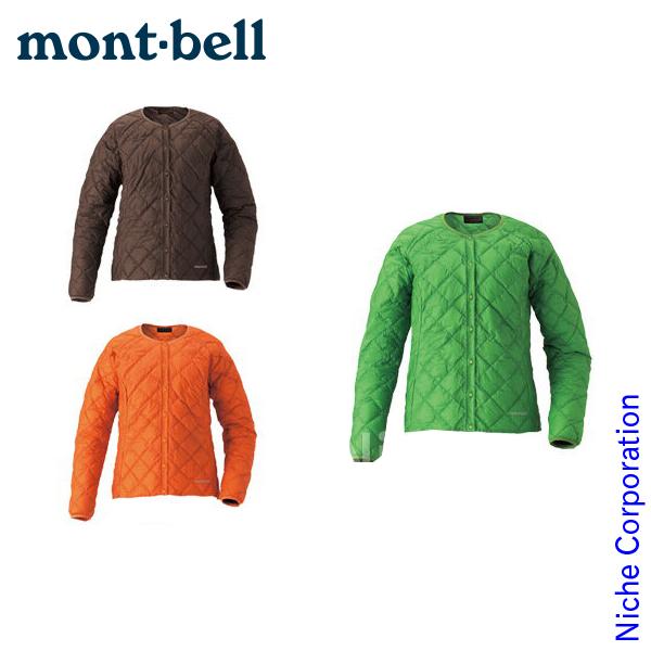 モンベル mont-bell U.L.ダウンラウンドネックジャケット レディース #1101402 nocu レディース ジャケット