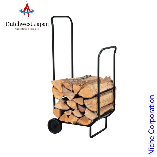 トラディショナル ウッドカート [ PA8376 ] ログキャリー ログラック 薪 薪ストーブ アクセサリー 暖炉