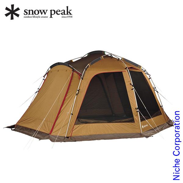 【最大1,000円OFFクーポン配信中】スノーピーク メッシュシェルター TP-920R キャンプ用品 テント タープ 冬キャンプ