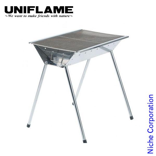 ユニフレーム UFタフグリル SUS-600 キャンプ バーベキューコンロ BBQ アウトドア