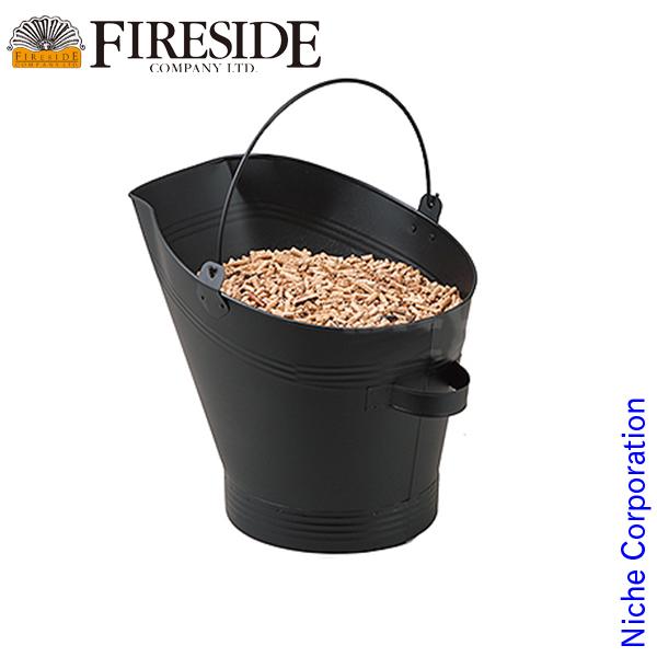 ペレット補給バケツ [ SWF70005 ] ペレットストーブ 薪 薪ストーブ アクセサリー 暖炉