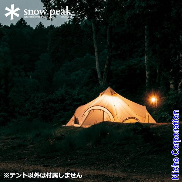 スノーピーク スピアヘッド Pro.L TP-450 キャンプ用品 テント タープ