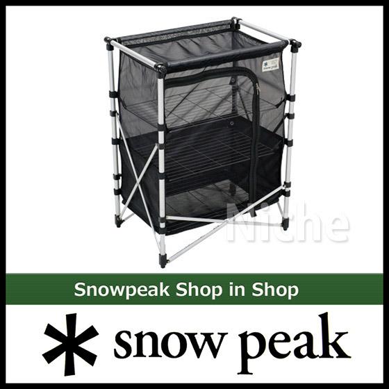 雪峰值网架站 [CK-022] 净机架站 [白雪皑皑的山顶白雪皑皑的山顶 ShopinShop | 野营装备野营设备] [P5]