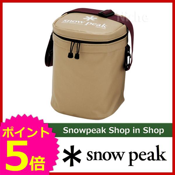スノーピーク ソフトクーラー11 FP-111 スノー ピーク ShopinShop   キャンプ 用品 オートキャンプ 用品  SNOW PEAK [P5] 保冷バッグ キャンプ用品