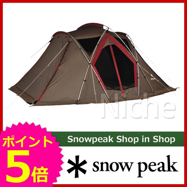 スノーピーク リビングシェル TP-623R [P5] キャンプ用品