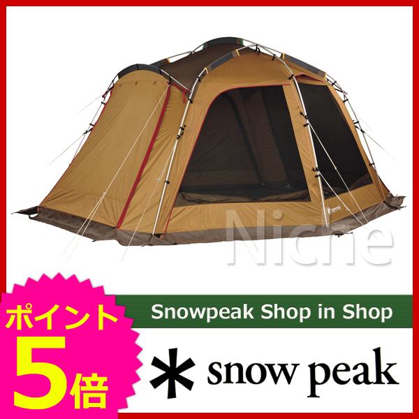 スノーピーク メッシュシェルター TP-920R [P5] キャンプ用品