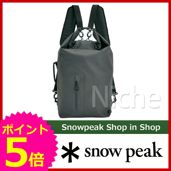 SNOW PEAK 4WAY防水干燥包(M)[UG-376][P5]