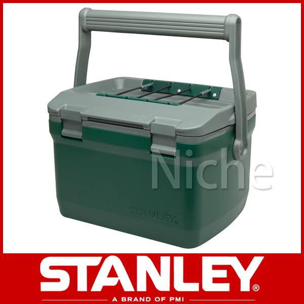 スタンレー ランチクーラー 6.6L (グリーン) 01622-005 [P10] お弁当箱 クーラーボックス