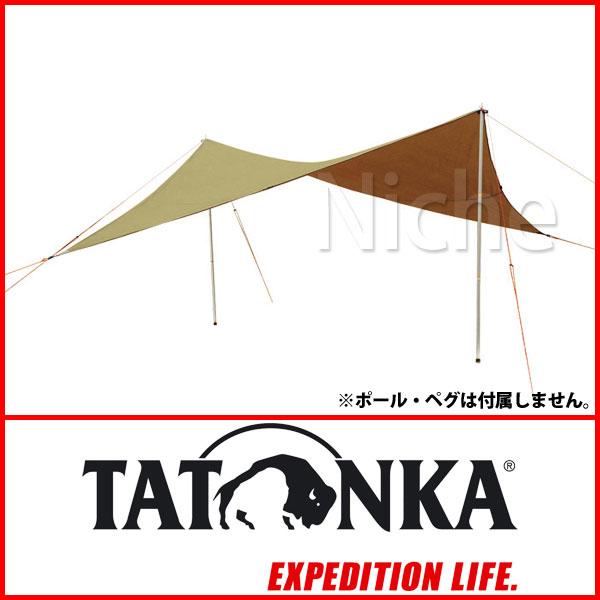 タトンカ タープ TATONKA Tarp 3 TC ヘキサ (コクーン) [ AT8003 (020) ]