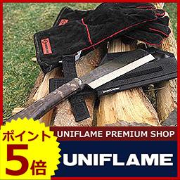 Uniflame 藤和祈禱柴刀野營裝備野營設備利基 !