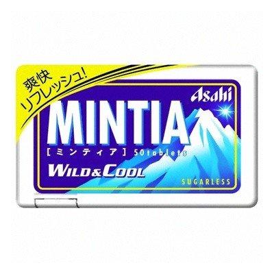 アサヒ ミンティア ワイルド クール 商品追加値下げ在庫復活 50粒x10個 驚きの値段で クリックポスト