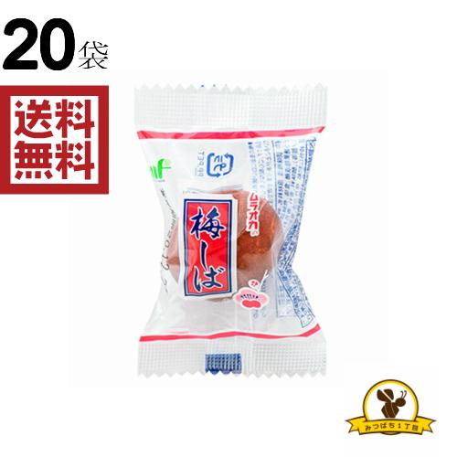 商品 村岡食品工業 梅しば 20袋 超特価SALE開催 村岡食品