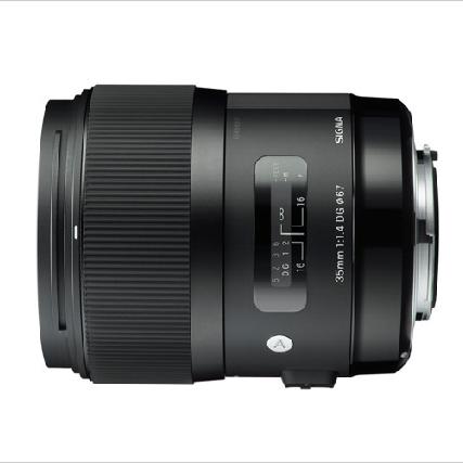 【納得の3年保証付き】[シグマ]35mm F1.4 DG HSM ニコン用