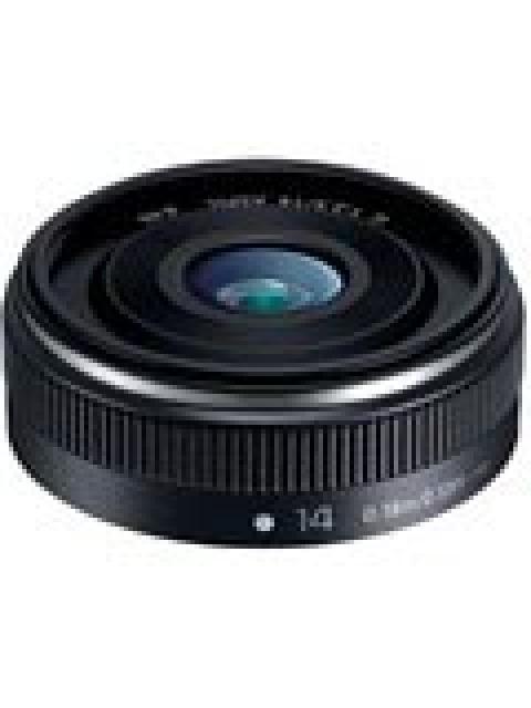 3年延長保証付[PANASONIC]14mm F2.5 II ASPH.ブラック