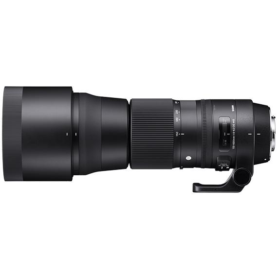 【納得の3年保証付き】[シグマ]150-600mmF5-6.3DG OS HSM Contemporary ニコン用