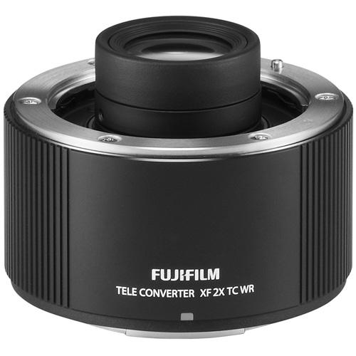 【納得の3年保証付き】[FUJIFILM]テレコンバーター XF2X TC WR