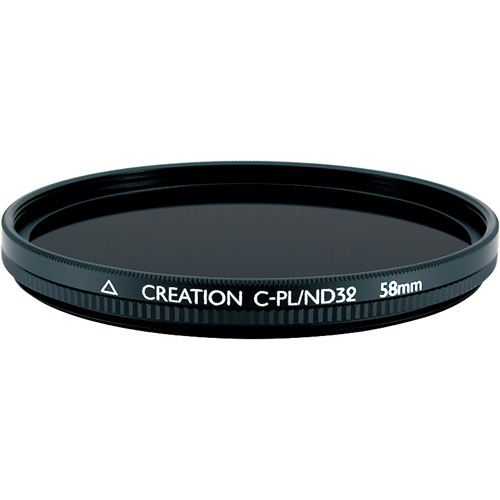 [マルミ]CREATION C-PL/ND32 58mm