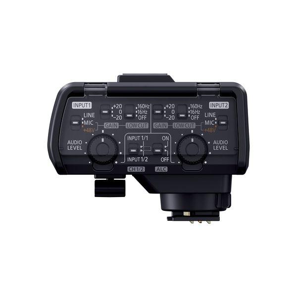 [Panasonic]XLRマイクロホンアダプターDMW-XLR1